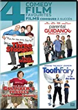 The Three Stooges / Parental Guidance / Gulliver's Travels / Tooth Fairy 4 Comedy Feature Film