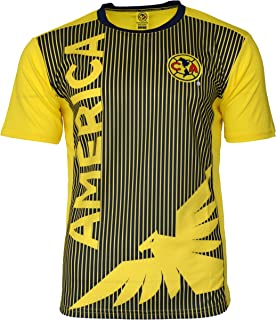 Soccer Jersey Mexico FMF Adult Training Aguilas del America