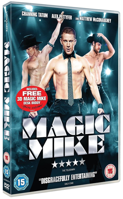 Magic Mike [Edizione: Regno Unito] [Reino Unido] [DVD ...