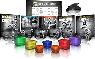 Beachbody The Master's Hammer and Chisel Base Kit with Autumn Calabrese and Sagi Kalev