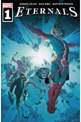 Eternals (2021-) #1 Kindle Edition