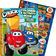 Best chuck and friends coloring pages Reviews