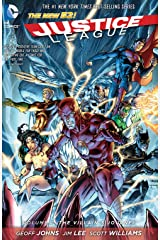 Justice League (2011-2016) Vol. 2: The Villain's Journey (Justice League Graphic Novel) Kindle Edition