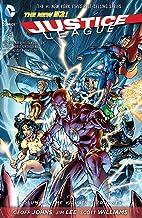 Justice League (2011-2016) Vol. 2: The Villain's Journey (Justice League Graphic Novel)