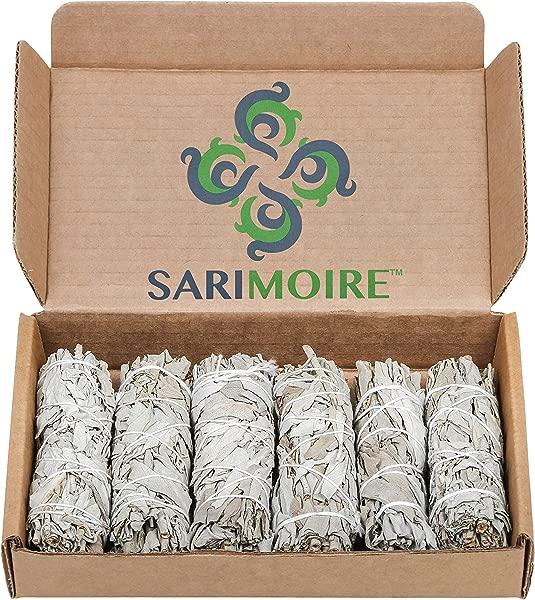 White Sage Smudge Sticks 6 4 Sage Bundles Perfect Sage Stick Smudge Sticks Smudging Kit Replenishment