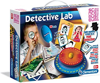 Clementoni 61248 Science Kits Educational Toys 6 Years & Above,Multi color