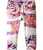 Roberto Cavalli Kids - All Over Print Leggings (Toddler/Little Kids)