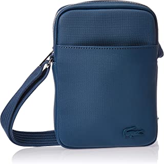 Lacoste Mens Crossbody Bag, Blue - NH2340HC