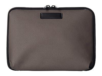 KNOMO London 10.5 Thames Collection Knomad Tech Organizer (Khaki) Bags