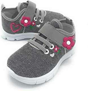 Blue Berry EASY21 Mesh Lightweight Sneakers for Baby Toddler Kids Breathable Slip-On Fashion Shoes