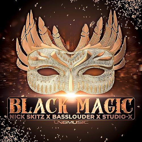 Nick Skitz x Basslouder x Studio-X - Black Magic