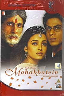 Mohabbatein (2-DVD Set / Special Edition / English Subtitles / Second Disc Includes Special Features)