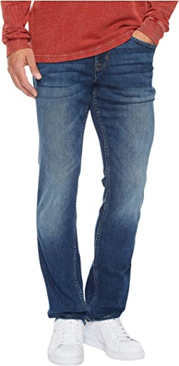 Hudson - Blake Slim Straight Zip in Detour