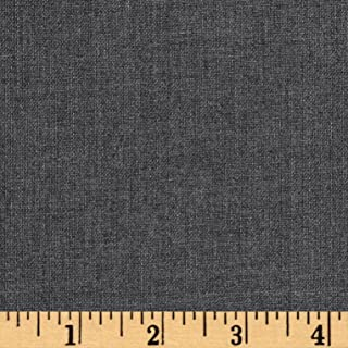 Sunbrella Outdoor Canvas Cast Fabric, Slate