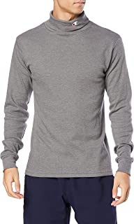 [チャンピオン] ロングTシャツ 吸汗速乾 長袖 ハイネック ロングスリーブハイネックTシャツ CM4HQ203 メンズ