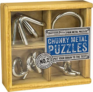 Professor Puzzle Chunky Metal