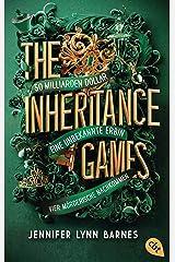 The Inheritance Games (Die THE-INHERITANCE-GAMES-Reihe 1) (German Edition) Kindle Edition