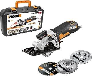 WORX WX426 WORXSAW 85mm 400W Plunge Cut Compact Circular Saw
