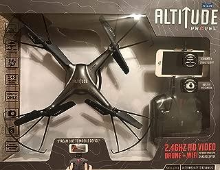 Altitude propel 2.4GHZ HD Video Drone + WiFi