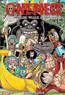 One Piece Color Walk Compendium: Water Seven to Paramount War (2)