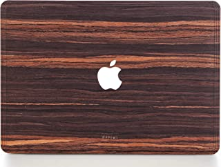 macbook pro wood skin