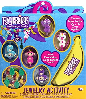 Tara Toys - Fingerlings: Jewelry Activity