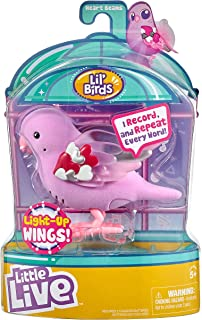 Little Live Pets Bird - Heart Beams - Styles May Vary