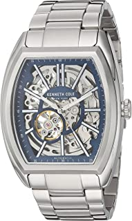 New York Men's Automatic Stainless Steel Dress Watch