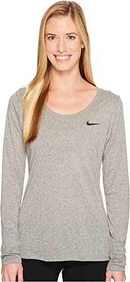 Nike - Dry Legend Long Sleeve Tee