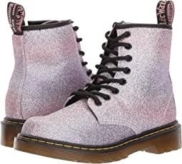 Dr. Martens Kid's Collection 1460 Glitter Junior Delaney Boot (Little Kid/Big Kid)