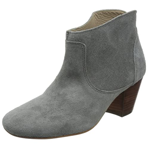 e78ca50e4 Grey Suede Ankle Boots: Amazon.co.uk