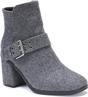 حذاء برقبة عالية بكعب عالٍ للنساء من Muk Luks
