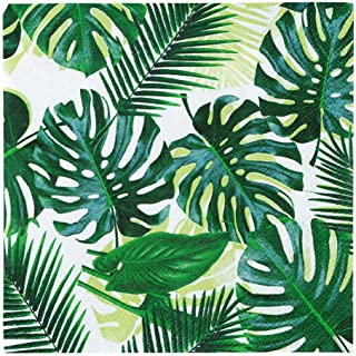 Talking Tables Fiesta Party Supplies | Fiesta Cocktail Napkins | Great For Jungle Themed Party, Luau Party, Hawaiian Part...