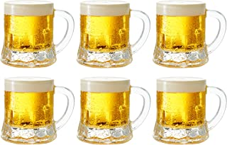 43 mini beer mugs