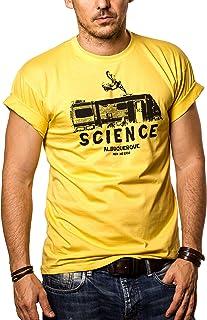 MAKAYA Camiseta Heisenberg