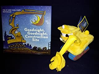 Sherri Duskey Rinker Goodnight, Goodnight, Construction Site Book & Plush Doll Set