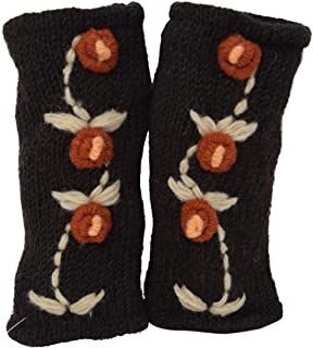 nepal fingerless gloves