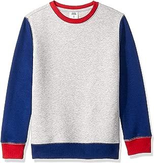 Best toddler boy crew neck sweatshirt Reviews