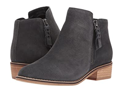 Blondo Liam Waterproof Bootie (Grey Suede) Women