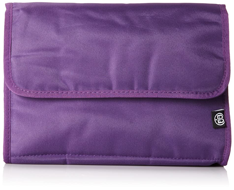 Beyond A Bag Cosmetic Caddy Travel Organizer Case, Grape, One Size