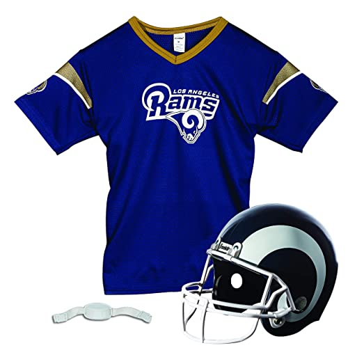 Franklin Sports NFL Team Licensed Youth Helmet and Jersey Set 6006a4fa0