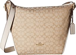 COACH - Dufflette in Signature