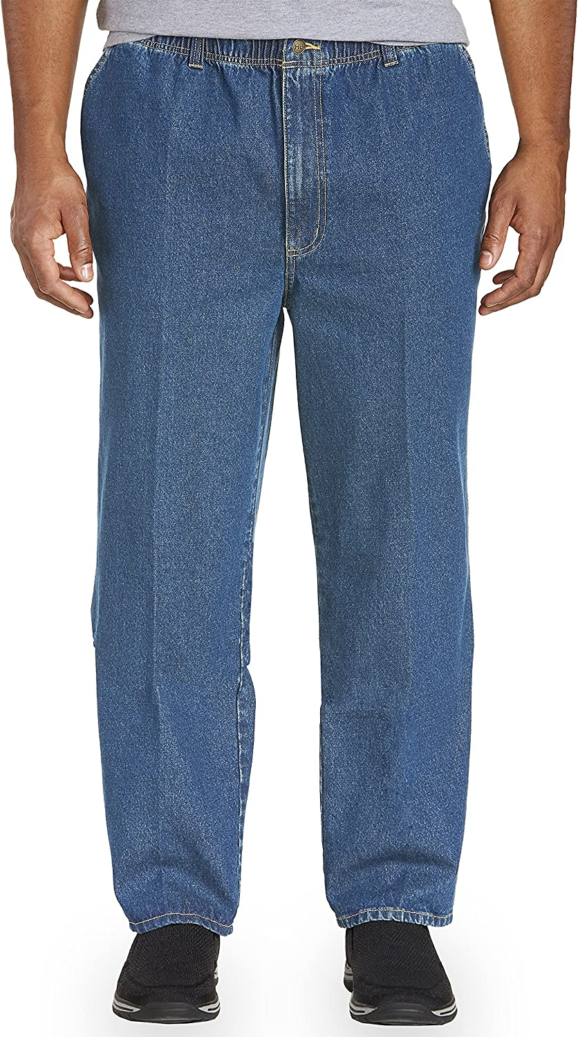 Dedication Harbor Bay by DXL Big Long Beach Mall Tall Full-Elastic and Jeans