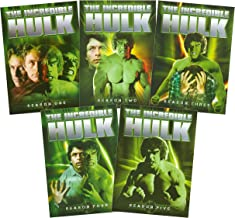 the incredible hulk complete series blu ray