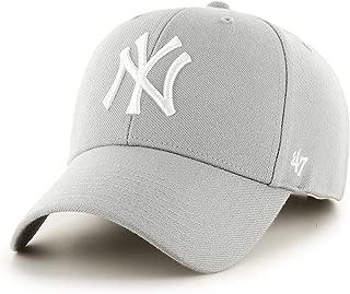 Brand New York Yankees MVP Cap - Grey