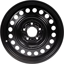 Dorman Steel Wheel with Black Painted Finish (16x6.5