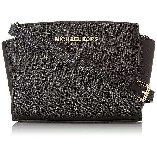 c13290e2cbaf MICHAEL Michael Kors Women's Selma Mini Messenger Bag