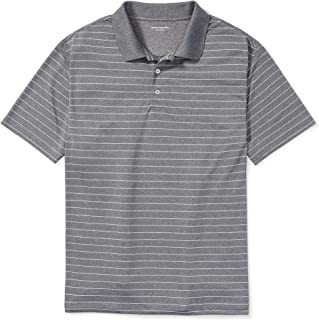 Men's Big & Tall Quick-Dry Golf Polo Shirt fit by DXL