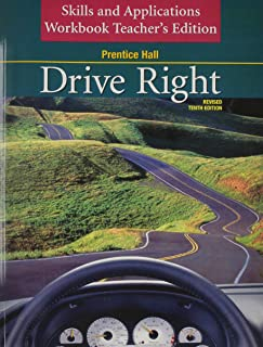 Prentice Hall Drive Right Skills and Applications Workbook, Teacher's Edition
