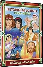 Historias De La Biblia Para Ninos: 10 Dibujos [Importado]